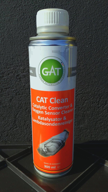 CAT CLEAN - Catalytic Converter and Oxgen Sensor